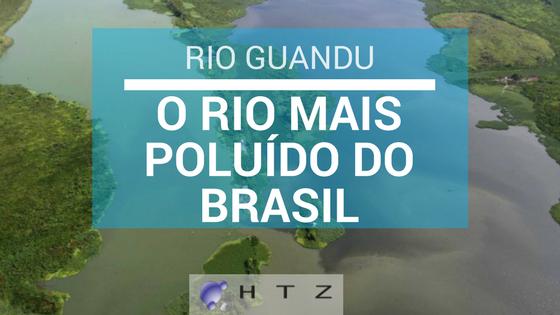 rio mais poluído
